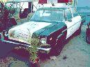 ماشين پليس قديم